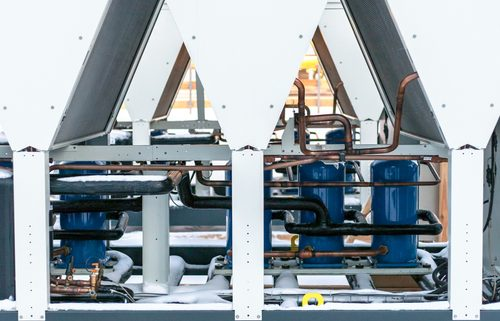 Air-Cooled Chillers - ACES Group